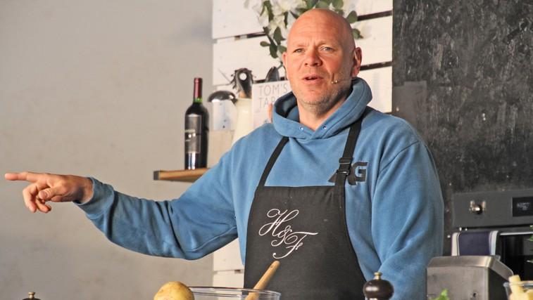 Kako je Tom Kerridge, chef z Michelinovimi zvezdicami, shujšal 70 kg in ostal srečen (+ recept iz njegove knjige) (foto: profimedia)