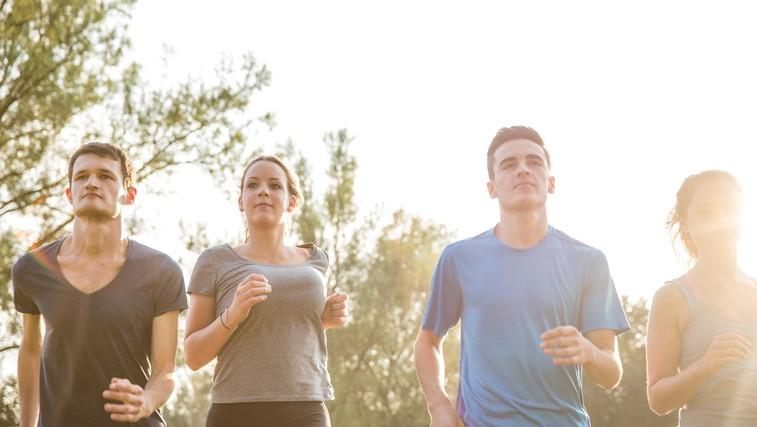 Tek, telesni tip in hujšanje – kam se uvrščate? (foto: Profimedia)