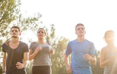 Tek, telesni tip in hujšanje – kam se uvrščate?
