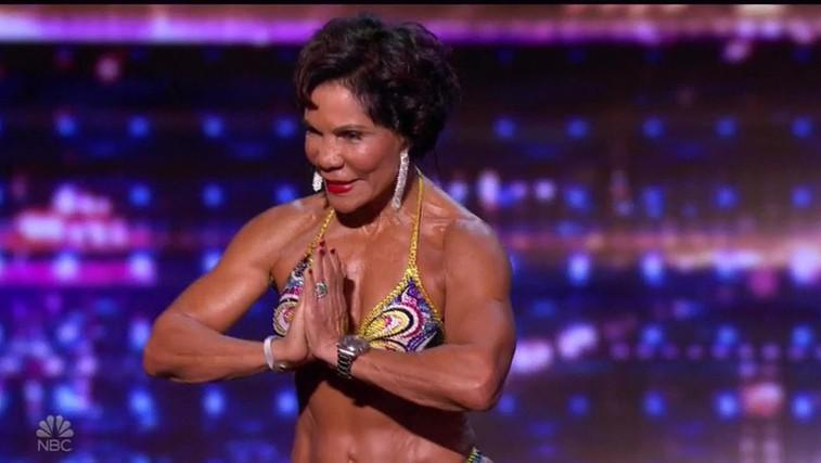 Spoznajte 74-letno bodybuilderko Josefino Monasterio (zaradi katere se je slekel še igralec Terry Crews) (VIDEO) (foto: Profimedia)