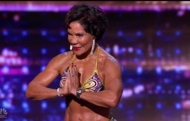 Spoznajte 74-letno bodybuilderko Josefino Monasterio (zaradi katere se je slekel še igralec Terry Crews) (VIDEO)