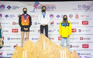 Najuspešnejše prvenstvo za mladinsko reprezentanco: mladinci odlični na evropskem prvenstvu v plezanju, imamo kar 4 prvakinje!