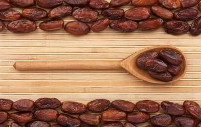 Datlji –sladka pomoč pri hujšanju in odličen vir železa