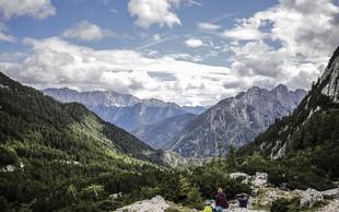 Akcija Očistimo naše gore v skrbi za varnejše planinske poti in postojanke (12. sezona)