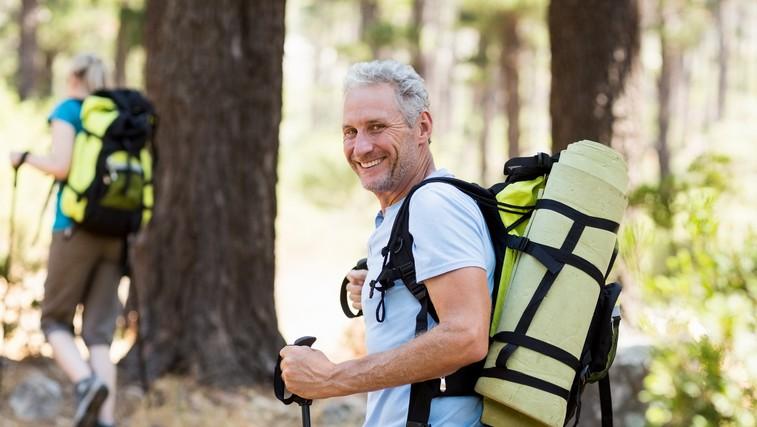 Pohodniška prireditev Highlander Adventure prvič v Sloveniji: 100 km v petih dneh. Trening - 200 km na mesec (foto: profimedia)