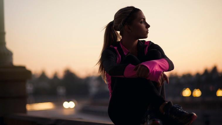 Na poročni dan sem se zavedela, da sem odvisna od telovadbe. TAKO sem prišla do te točke ... (osebna zgodba) (foto: Profimedia)