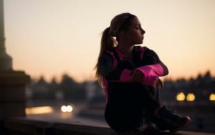 Na poročni dan sem se zavedela, da sem odvisna od telovadbe. TAKO sem prišla do te točke ... (osebna zgodba)