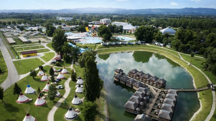 Kateri kampi v Sloveniji imajo 5 zvezdic? Preverili smo, kje se lahko razvajate in ste hkrati obdani z naravo (foto: Arhiv)