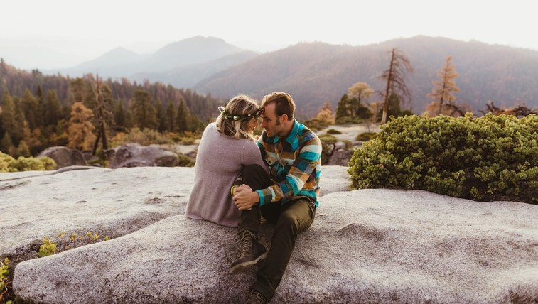 """""""Kadar si zares zaljubljen, razhod ni NIKOLI ena od možnosti"""" (foto: Profimedia)"""