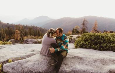 """""""Kadar si zares zaljubljen, razhod ni NIKOLI ena od možnosti"""""""
