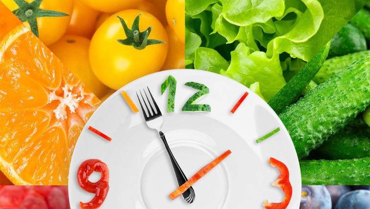 Ste že slišali za dieto po prehranski uri? Vse je dovoljeno, a ob pravem času (foto: Profimedia)