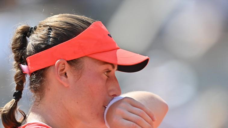 Senzacija Rolanda Garrosa, Tamara Zidanšek, študira športno psihologijo in obožuje vse športe - zaslužila okoli pol milijona evrov (foto: profimedia)