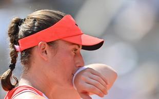 Senzacija Rolanda Garrosa, Tamara Zidanšek, študira športno psihologijo in obožuje vse športe - zaslužila okoli pol milijona evrov