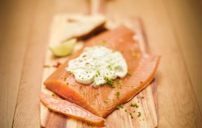 Ste že pripravili lososa na takšen način?