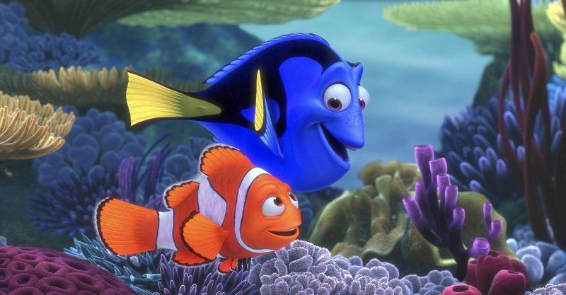 Reševanje malega Nema (Finding Nemo, 2003)