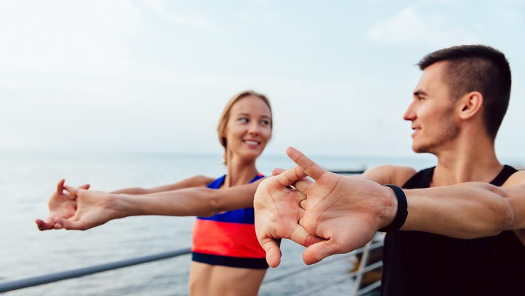 Kako redna telesna aktivnost vpliva na spolno življenje? (foto: Profimedia)