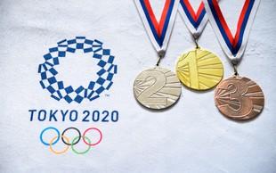 Tokio 2020: Znano je, kdo bo na otvoritvi OI nosil zastavo!