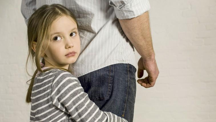 Otrok srka občutke staršev, čuti vse, kar se dogaja med njima (foto: Profimedia)