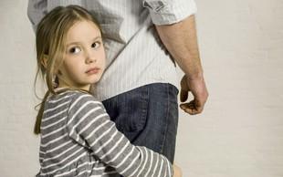 Otrok srka občutke staršev, čuti vse, kar se dogaja med njima