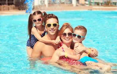 Počitnice: To je lokacija, kjer bo v vodnih vragolijah uživala vsa družina