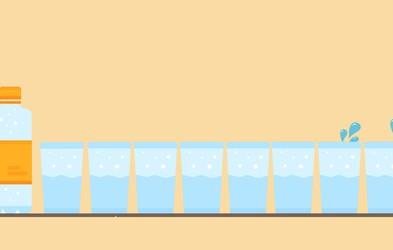 Zakaj NE potrebujete 8 kozarcev vode na dan