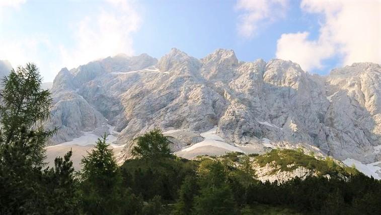 Imamo novo Naj planinsko pot! Ste že hodili po njej? (foto: Irena Mušič Habjan)