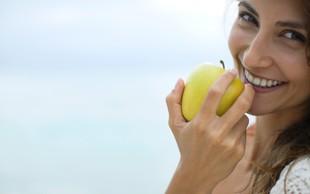 """""""Eno jabolko na dan, odžene zdravnika stran"""" - Mit ali  resnica?"""