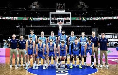 Piše se zgodovina! Slovenska košarkarska reprezentanca je na olimpijskih igrah!