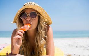 5 idej za slastne in zdrave prigrizke, ki jih lahko nesete na plažo