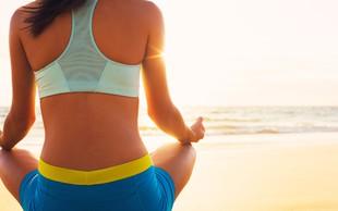 4 nasveti, kako na dopustu dan začeti z jutranjo telovadbo