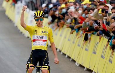Martin Hvastja o zmagovalcu Toura:  Pogačar je bil 5 kg nad idealno težo, a je že imel vrhunske številke
