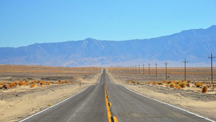 Kakšen je v resnici občutek pri 50+ stopinjah Celzija? TAKO so svojo izkušnjo opisali obiskovalci in prebivalci Doline smrti, enega najbolj vročih krajev na zemlji (foto: Profimedia)