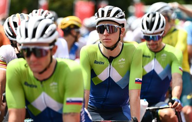 Imamo jo! Prvo olimpijsko medaljo! Prvo kolesarsko! Neverjetni Tadej Pogačar bronasti!