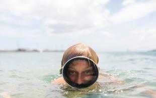 """Si lahko s plavanjem pridelam """"radiatorčke"""" na trebuhu? (Sprašujem za prijatelja ...)"""