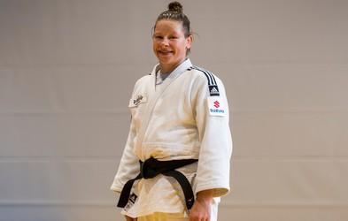Imamo še srebrno medaljo! Judoistka Tina Trstenjak po zlatu v Riu, še srebrna v Tokiu