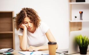 Teh simptomov kronične utrujenosti še ne poznate