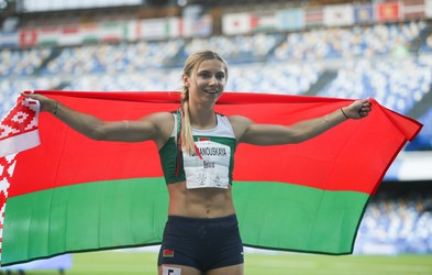 Kdo je beloruska atletinja Kristina Timanovska, ki se ne želi vrniti v Belorusijo