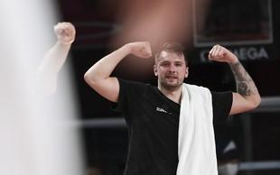 Slovenski košarkarji se bodo v četrtek ob 13. uri pomerili s Francozi. Le še zmago od olimpijske medalje