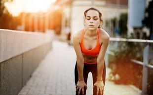 Kako veste, da ste pretiravali z vadbo?