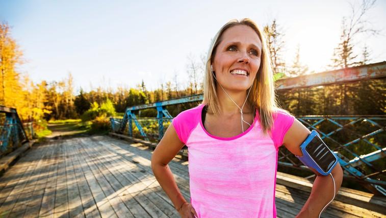 Napotki za vadbo po 40. letu starosti (ne izogibajte se ji!) (foto: profimedia)