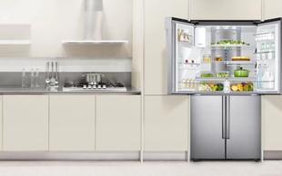 To je hladilnik, ki je prava osvežitev za vaš dom in telo