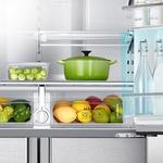 To je hladilnik, ki je prava osvežitev za vaš dom in telo (foto: Samsung)