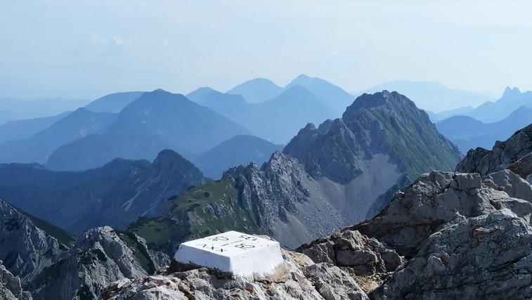 Lahka označena pot: Stol – z 2236 metri najvišji vrh Karavank (foto: DDD)