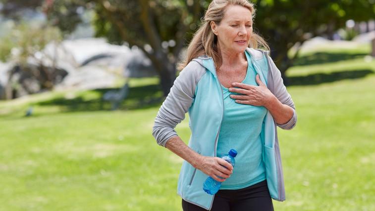 Če tega ne zmorete storiti v 90 sekundah, je vaše srce v nevarnosti (raziskava) (foto: Profimedia)