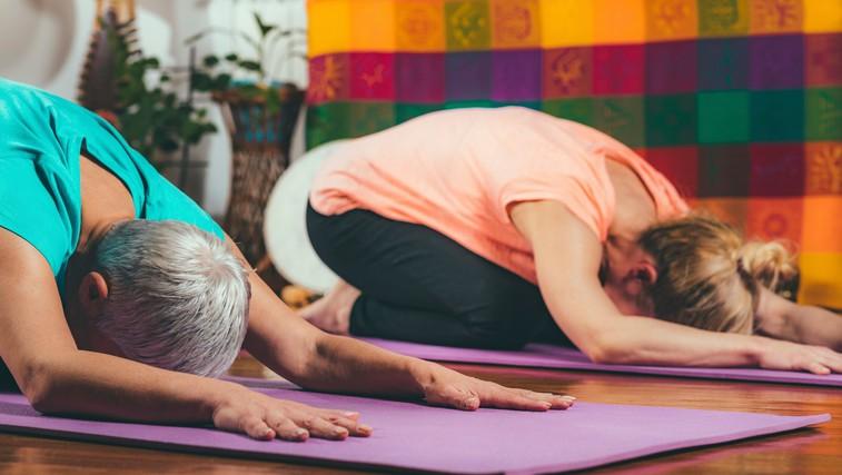 4 pozitivne plati redne vadbe joge (foto: Profimedia)