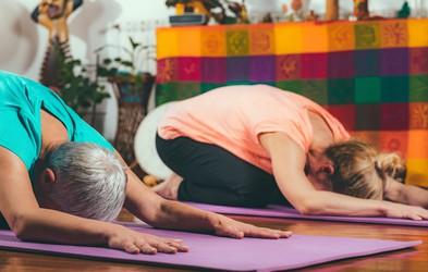 4 pozitivne plati redne vadbe joge