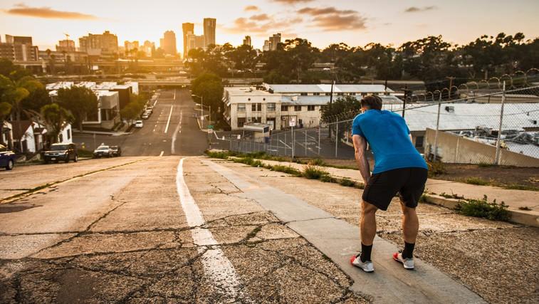 Namesto običajnega kardio treninga vključite TO aktivnost (verjetno boste lažje vztrajali) (foto: Profimedia)