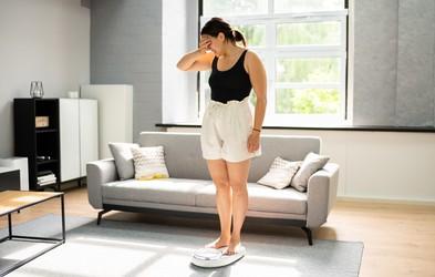 Zakaj včasih kmalu po tem, ko začnete redno telovaditi, pridobite težo?