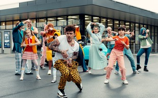 S tem novim pop plesom lahko pokurite TOLIKO kJ (kalorij)