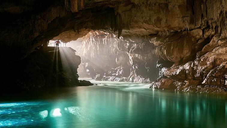 Ideja za izlet (tudi na deževen dan): Treking skozi tri jame (foto: Postojnska jama)
